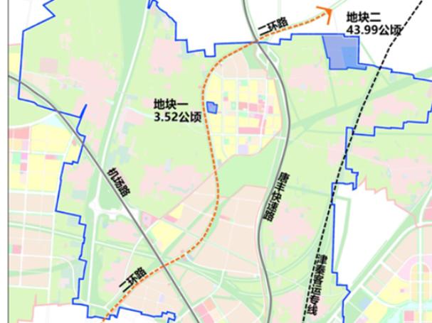 正在公示!唐山高新区这几个区域的详细规划来了