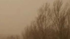 明天风力较大 局部地区有浮尘和扬沙天气