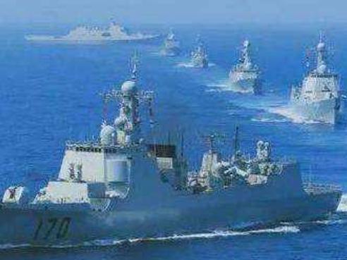 禁止驶入!4月20日起渤海部分区域执行实弹射击