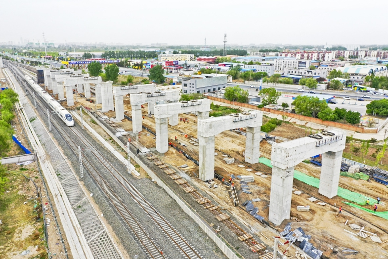 北京企业入驻唐山高新区通州产业园