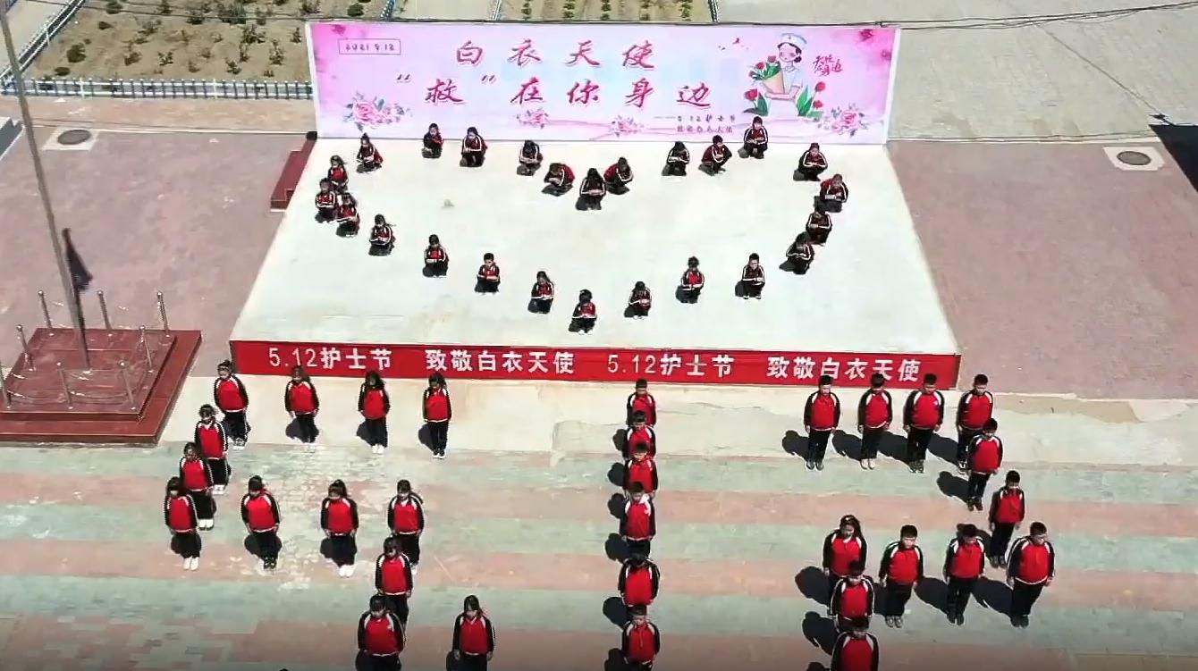 """新华社聚焦丨滦州:护士节致敬最美""""白衣天使"""""""