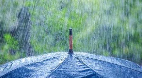 要下雨了!