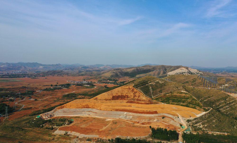 新华社聚焦丨唐山:矿山修复进行时