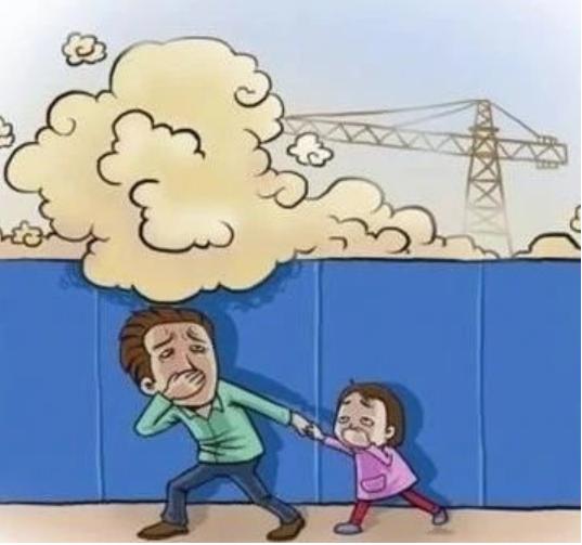 唐山生态环境局曝光5起扬尘污染问题