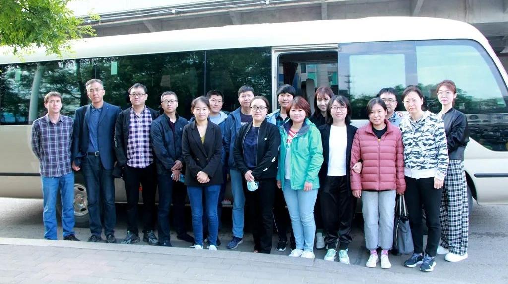 唐山市人民医院赴尚义县医院及五所卫生院进行对口帮扶交接工作