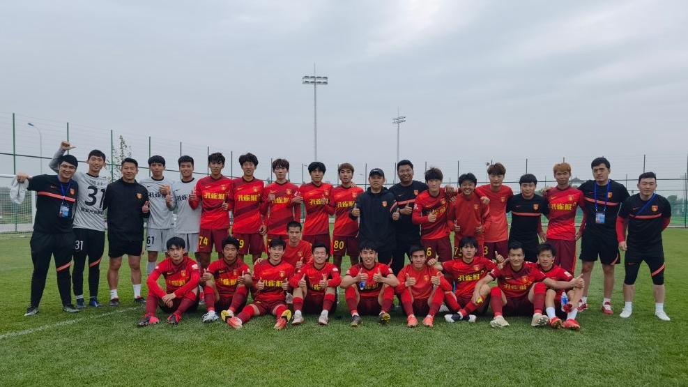 新华社聚焦唐山丨足球,就是我选择的人生