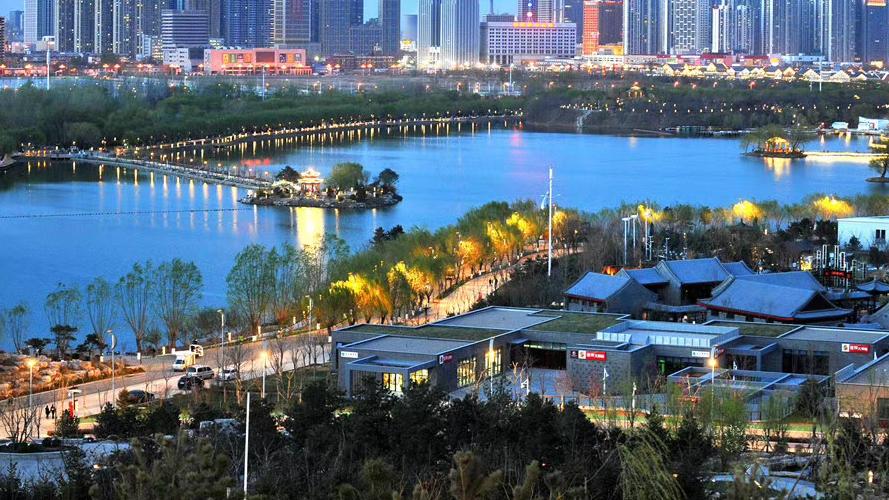 唐山南湖·开滦旅游景区(南湖区域)临时关闭部分门区