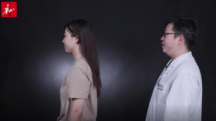 视频丨家长如何自测孩子是否疑似脊柱侧弯