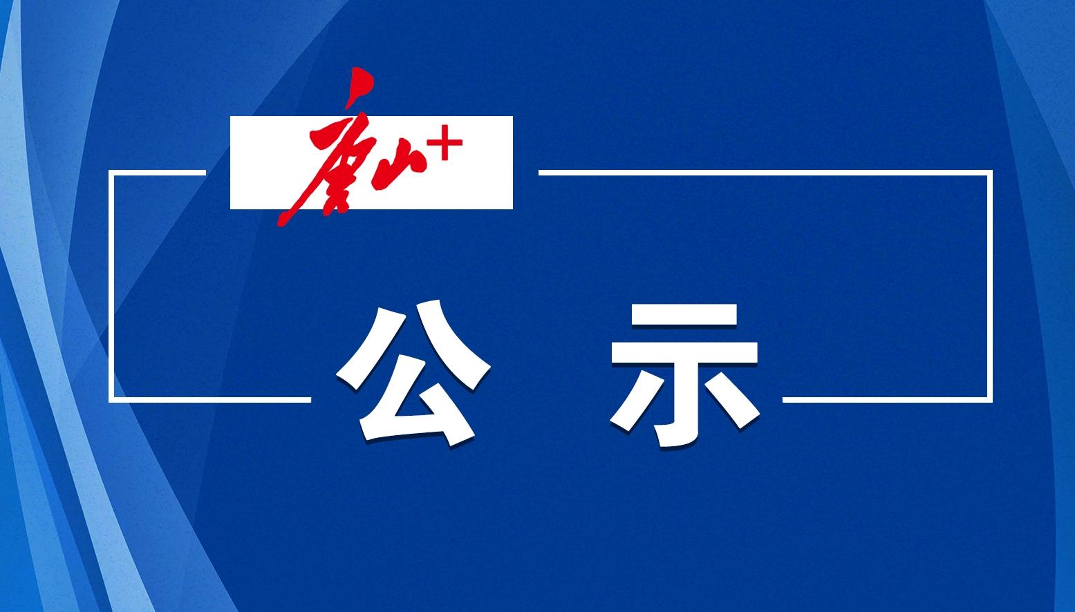 最新公示!唐山7家企业拟获省级支持
