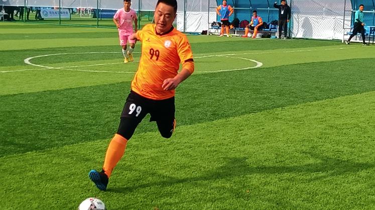 河北省五人制足球超级联赛和甲级联赛唐山开赛