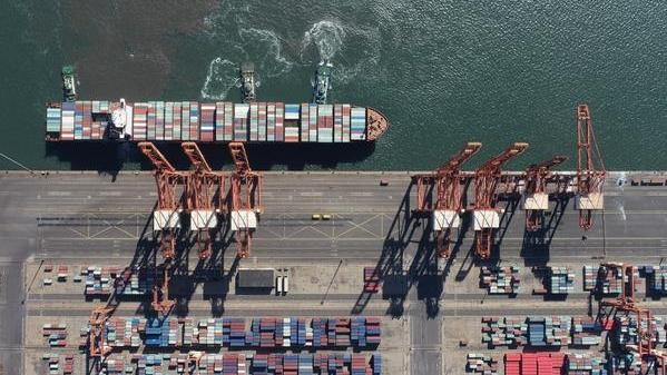 唐山港前三季度完成货物吞吐量5.36亿吨