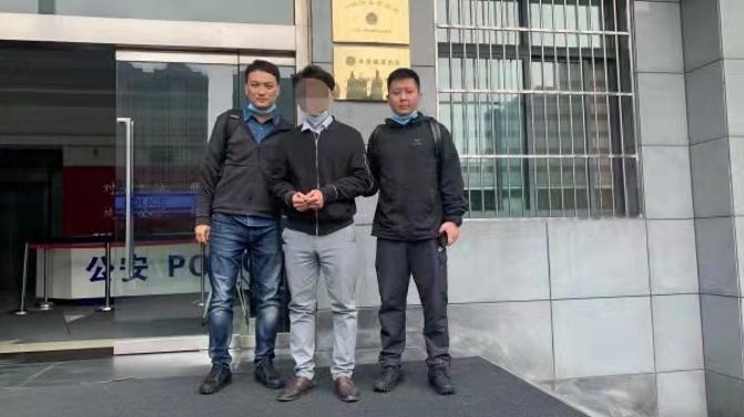 路北分局民警辗转千里破获2起涉案百万元电信诈骗案