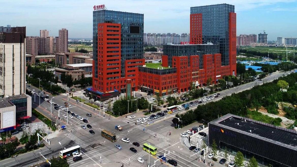 唐山高新区应急物资金沙注册/综合储备中心投用